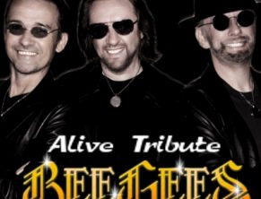 Beegees alive tribute