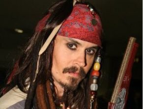 Jack Sparrow sugartown