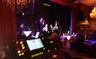 So Sinatra! - Live in Cabaret
